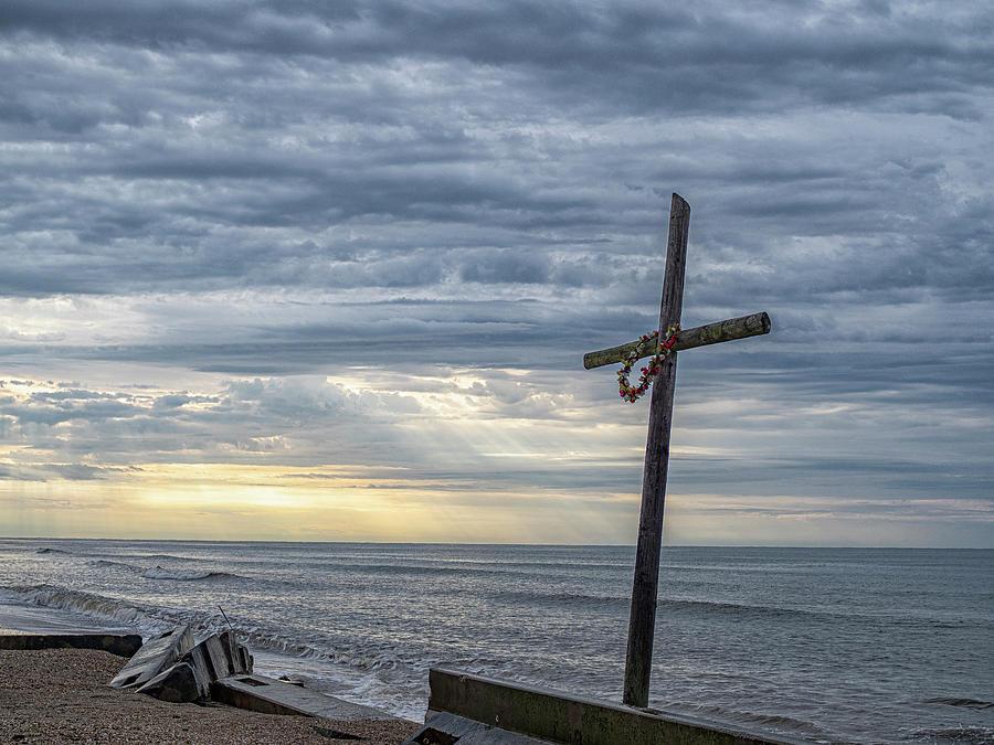 Morning At The Beach Photograph