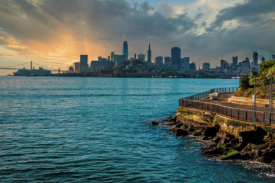 Morning From Alcatraz by James L Bartlett