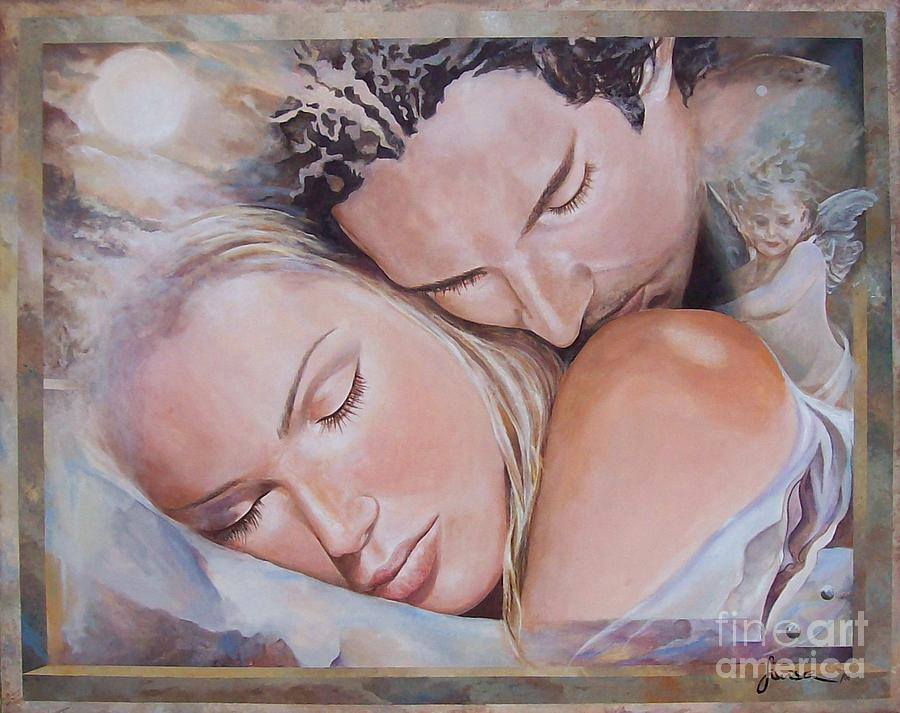 Morning Kiss by Sinisa Saratlic