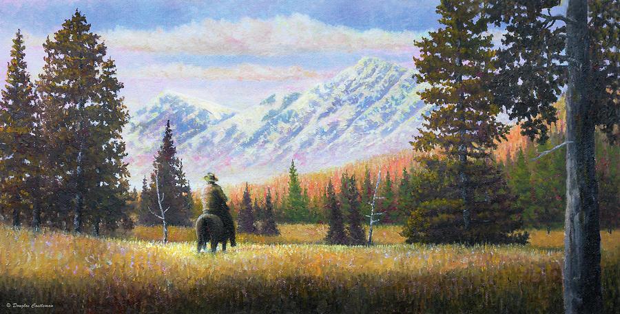 Morning Ride by Douglas Castleman