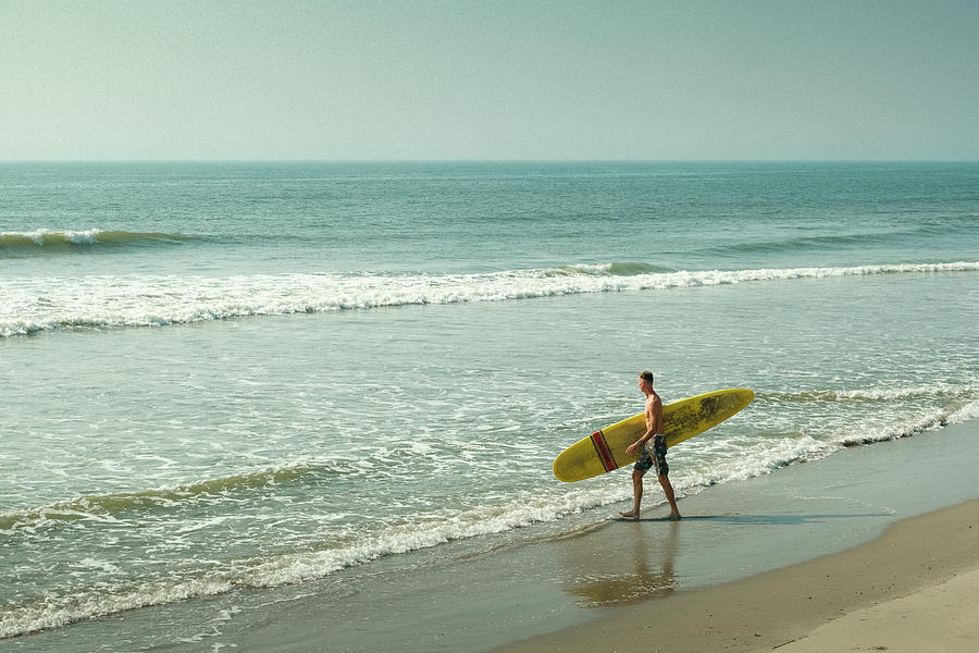 Morning Surfing Photograph