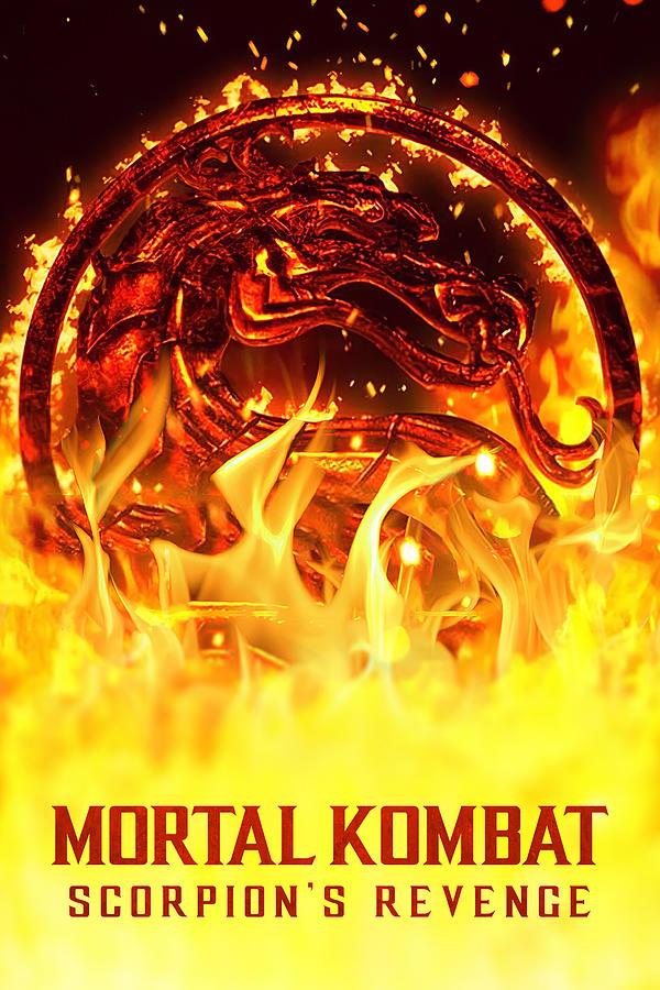 Mortal Kombat Legends Scorpion Revenge 2020 Digital Art By