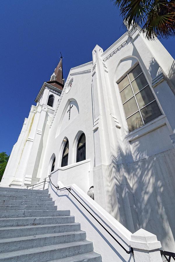 Mother Emanuel -- Emanuel African Methodist Episcopal Church in Charleston, South Carolina by Darin Volpe