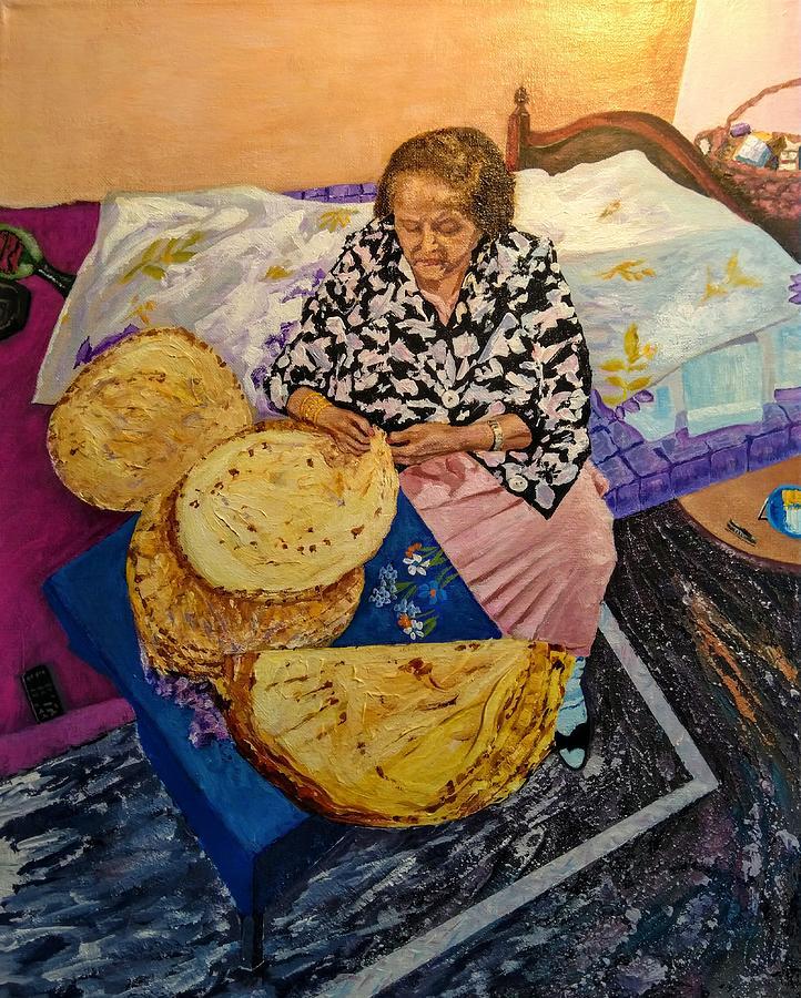 Motherhood by Ray Khalife