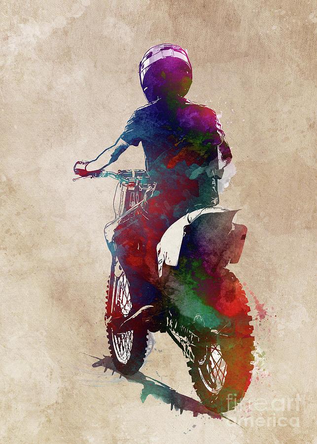Motor Racing #motor #sport Digital Art