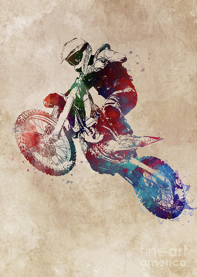 Motor Racing Sport Art Digital Art