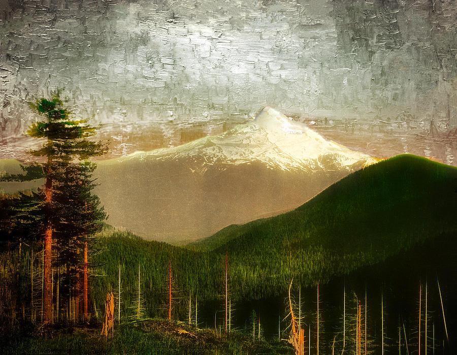 Mount Hood by Carlos Diaz