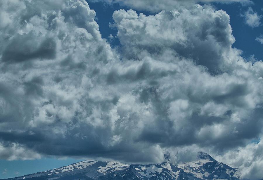 Mount Hood Delights Photograph