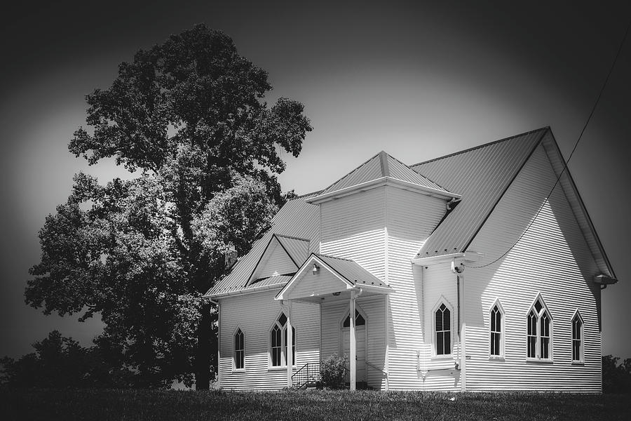 Mount Olivet Church Photograph