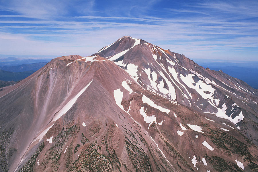 Mount Shasta in California, USA Photograph by Larry Mayer