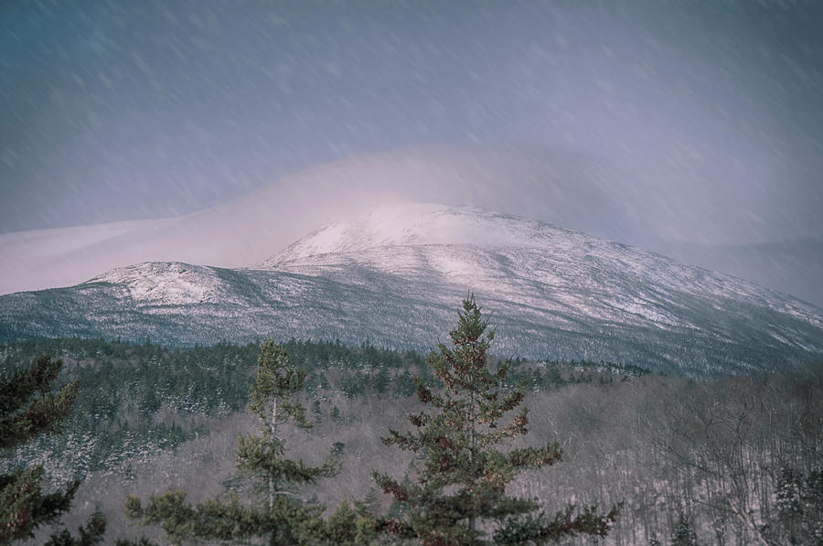 Mount Washington New Hampshire by Joann Vitali