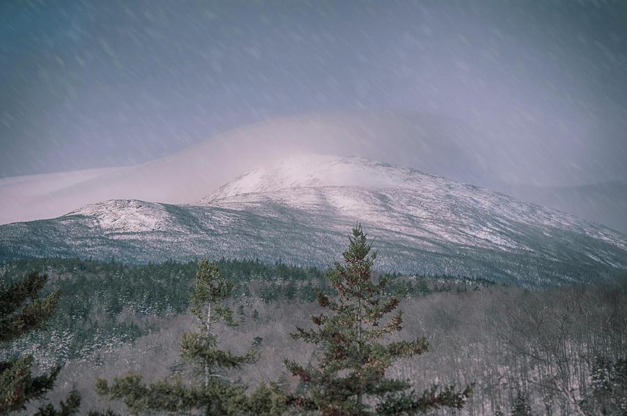 Mount Washington New Hampshire by Joann Vitali