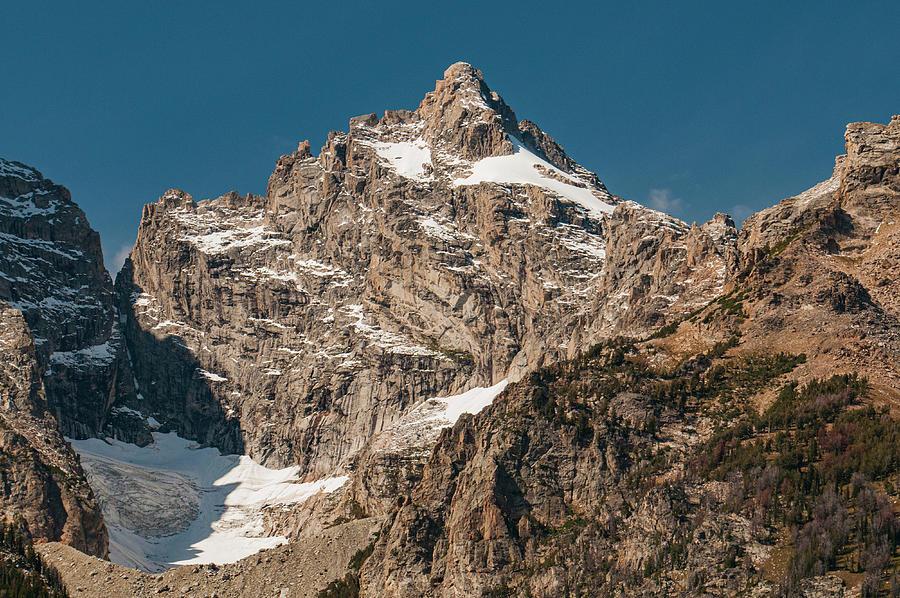 Grand Teton National Park Photograph - Mountain Peaks by Melissa Southern