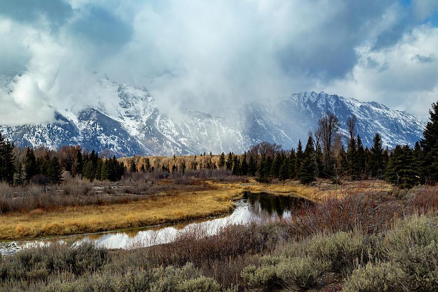Mountain Storm by Michael Chatt