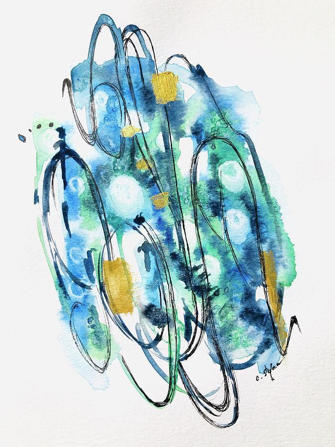Movement by Cristina Stefan