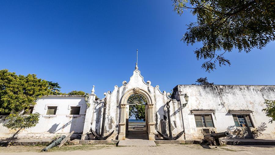 Mozambique Island, Stone Town Photograph by John Seaton Callahan