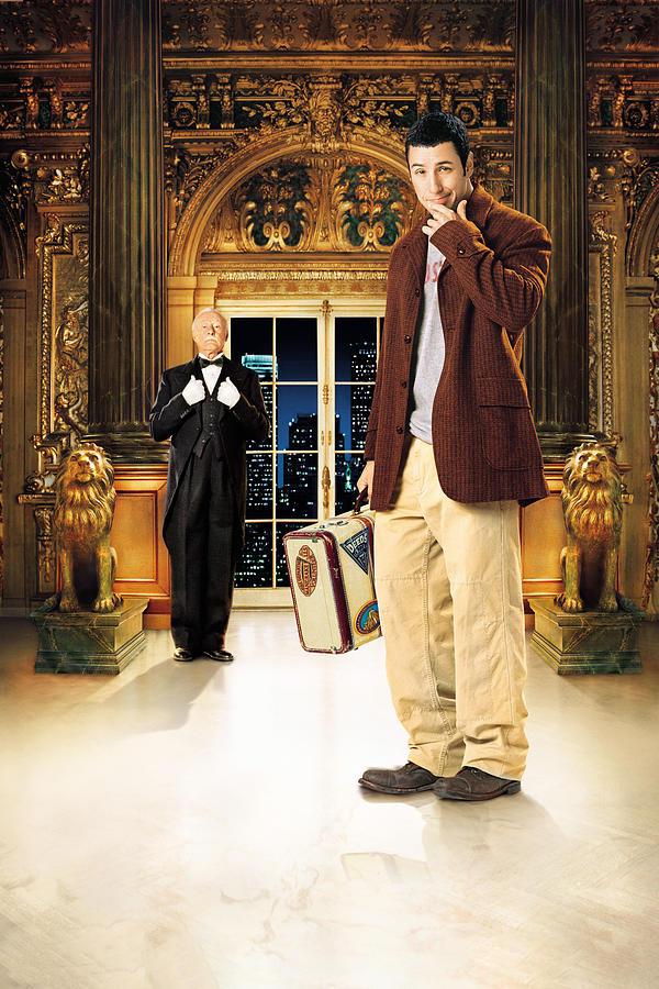 Mr Deeds 2002 Digital Art By Geek N Rock