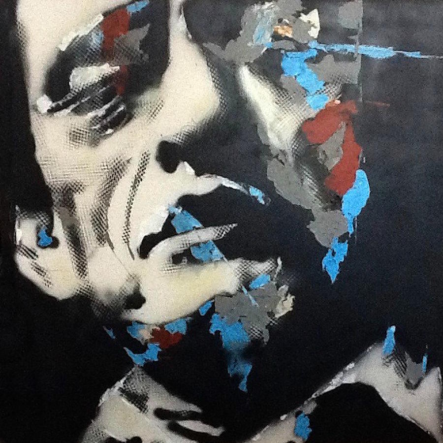 Mr Johnny Cash  by Paul Lovering