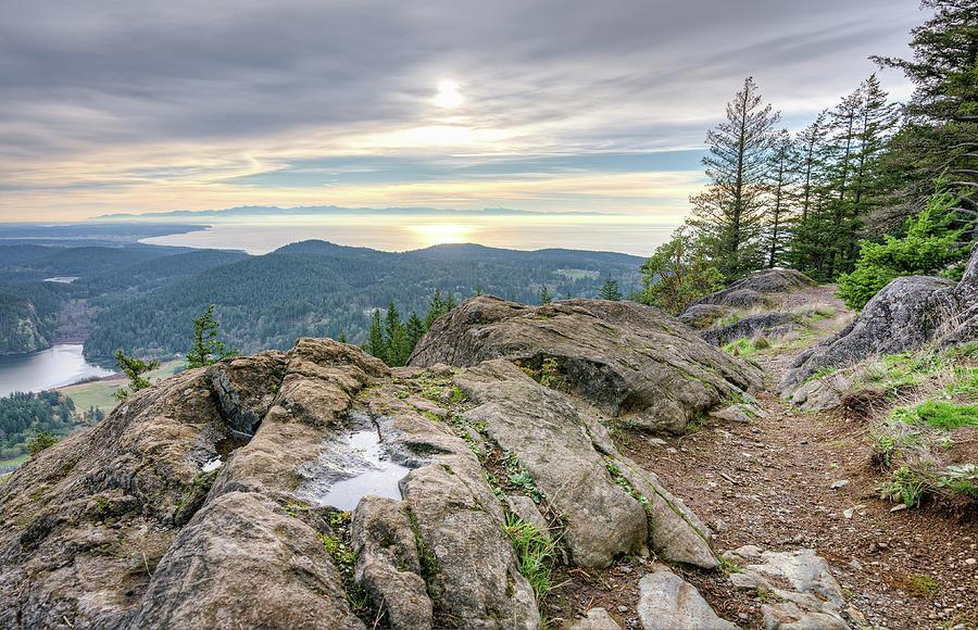 Mt. Erie Overlook Photograph