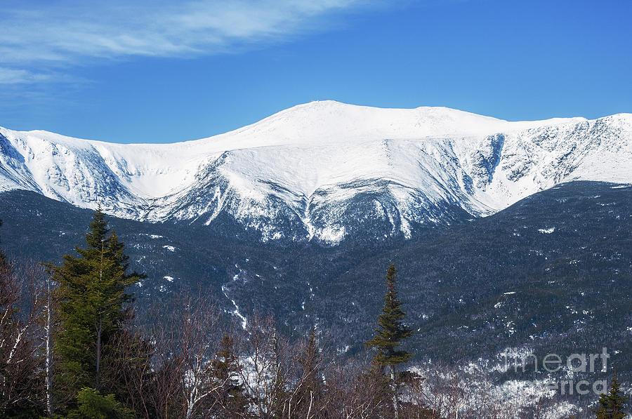 Mt Washington by Sharon Seaward