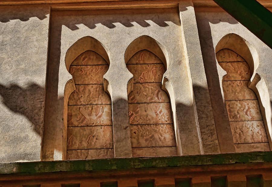 Mudejar Design - Toledo Spain by Allen Beatty