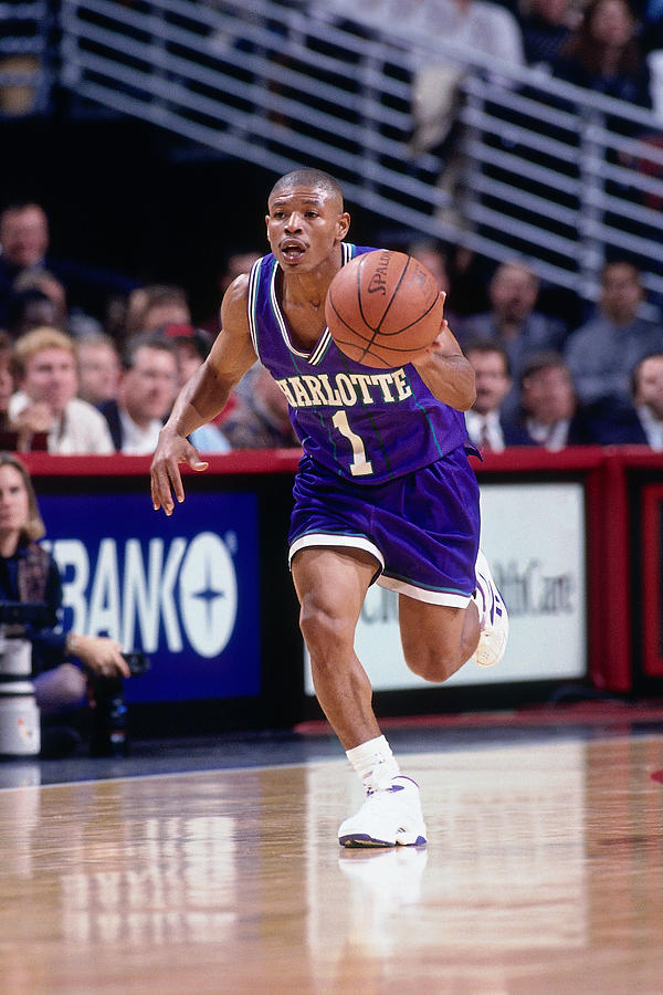 Muggsy Bogues Photograph by Noren Trotman