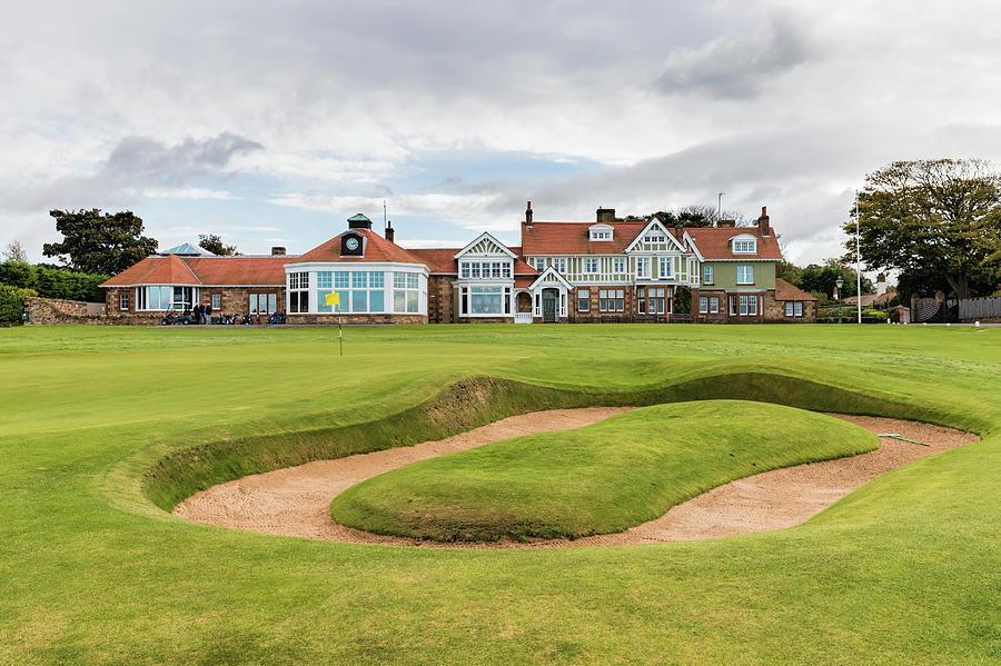 Muirfield Golf Links by Mike Centioli