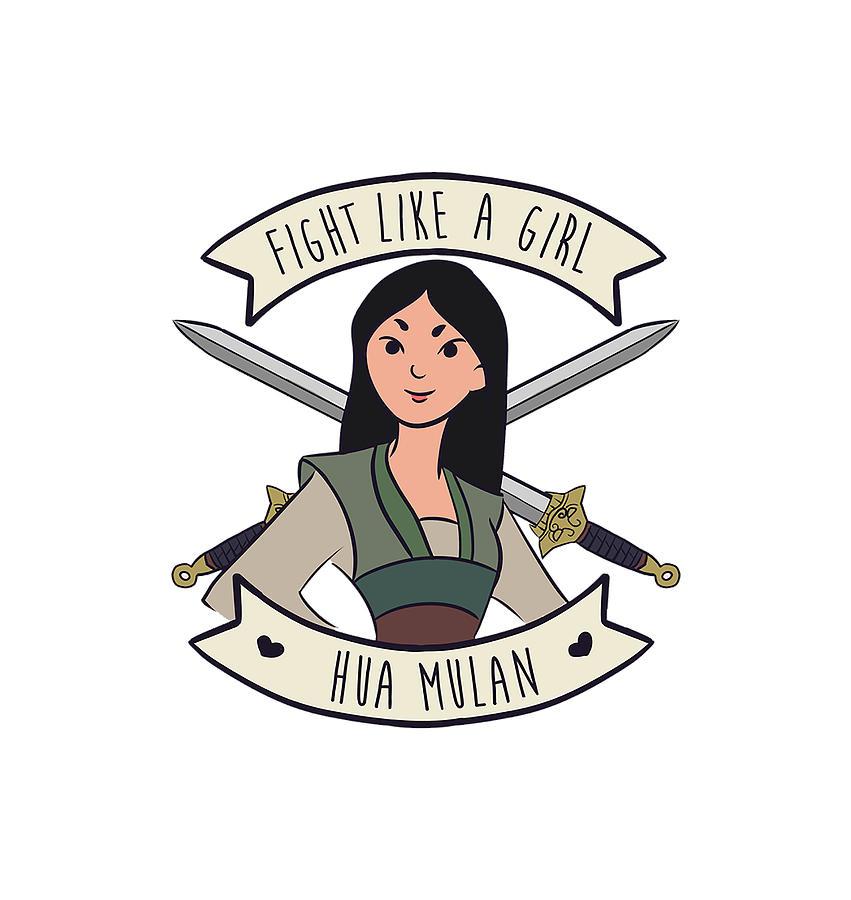 Mulan Digital Art