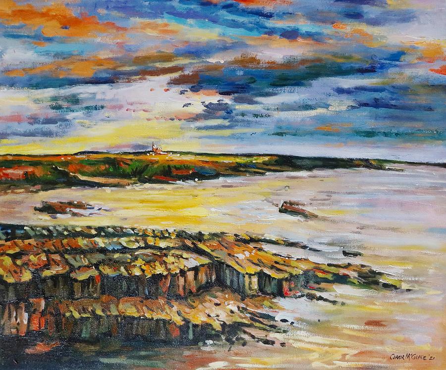 Mullaghmore Sligo Painting