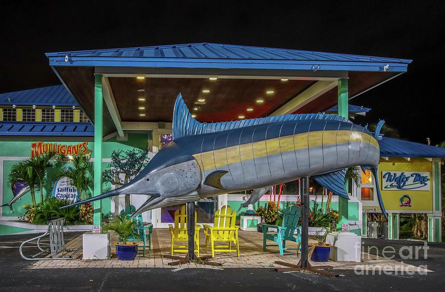Mulligan's Marlin by Tom Claud
