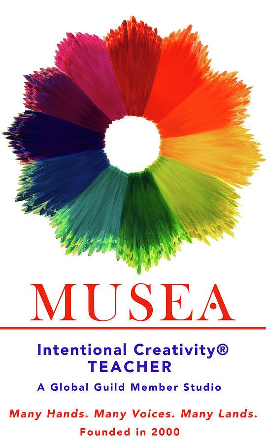 Musea Guild Member Studio  Digital Art by Shiloh Sophia