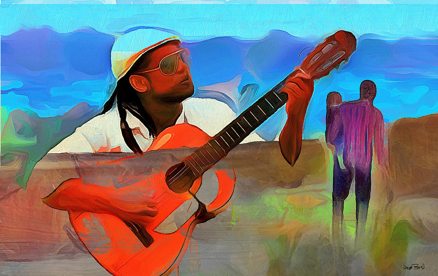 Music and Love by Wayne Pascall