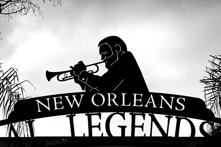 Musical Legends Park in New Orleans by Bill Swartwout Photography