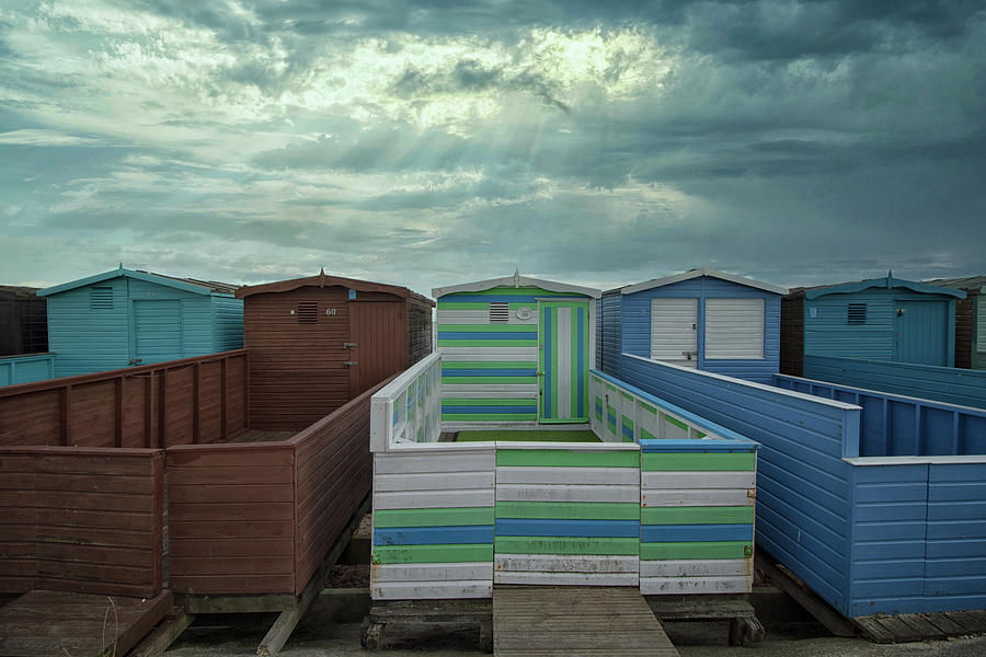 My Huts Bigger Than Yours Photograph