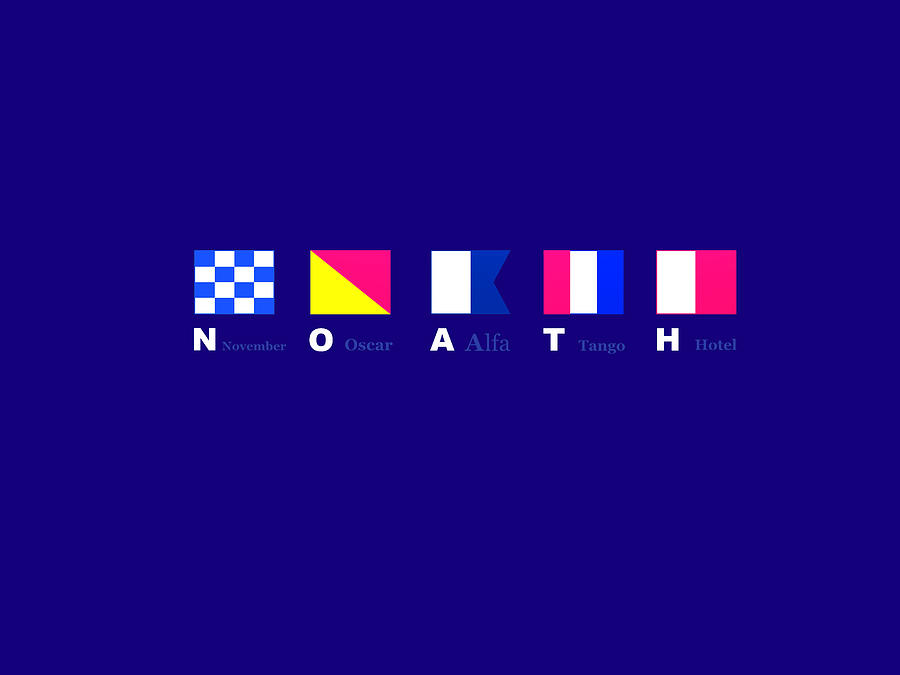 mY NAME IS NOATH Digital Art