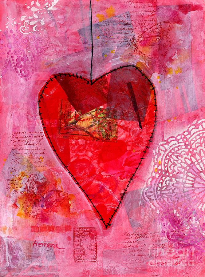 My Valentine Painting
