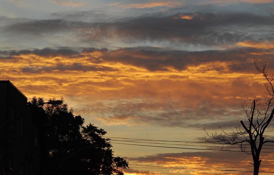 Mystical Skies Photograph