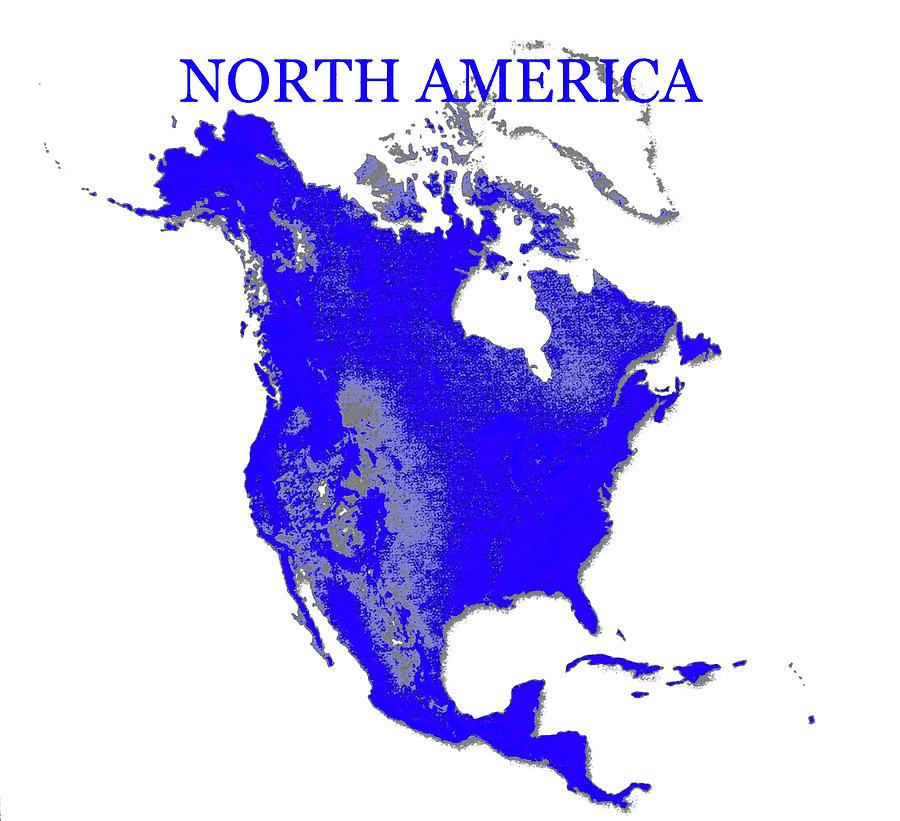 North America Digital Art