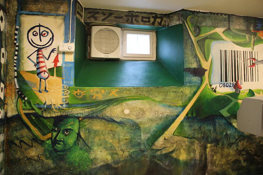Nansen mural 4 - 2003 by Thomas Olsen