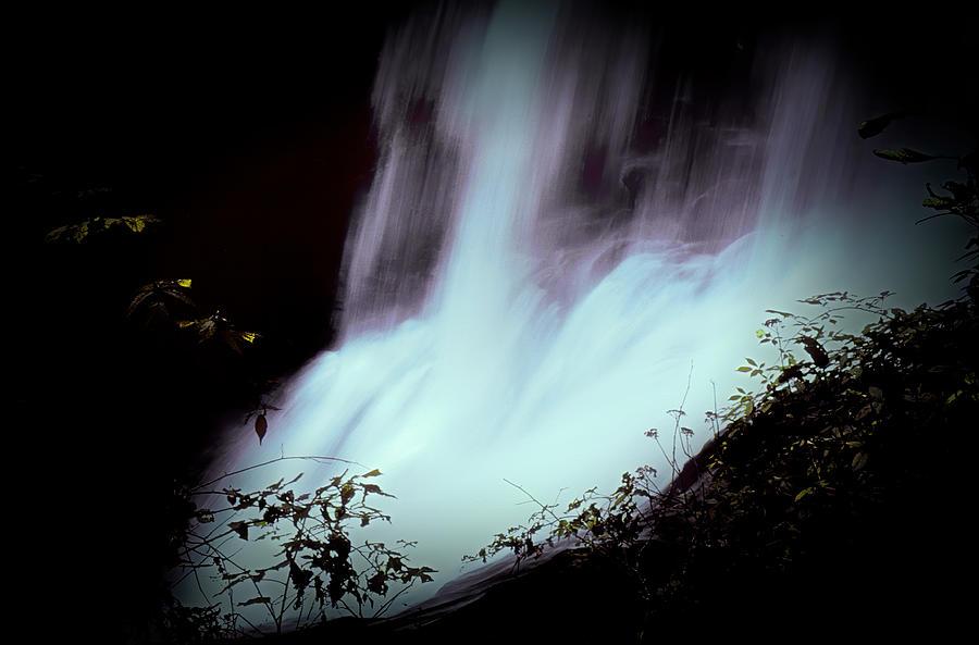 Nantahala Waterfalls-7 Photograph