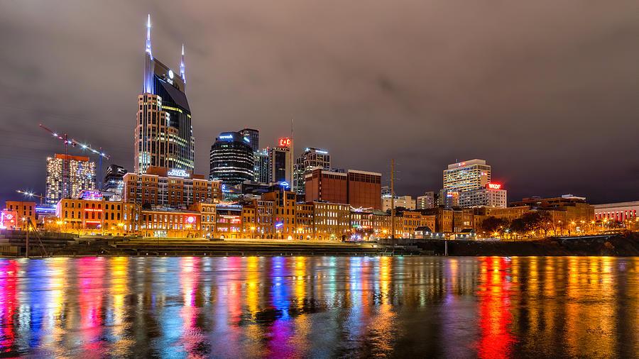 Nashville Lights by Rod Best
