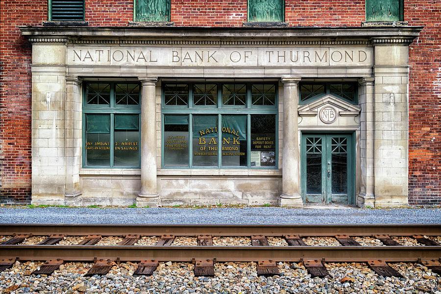 National Bank of Thurmond by Rick Berk