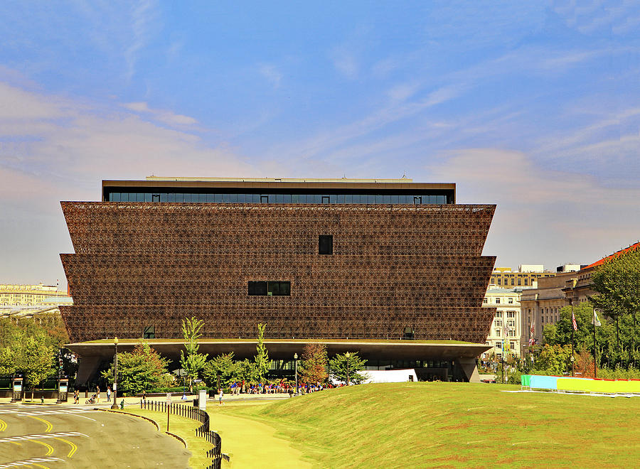 National Museum of African American History and Culture  by Tony Murtagh