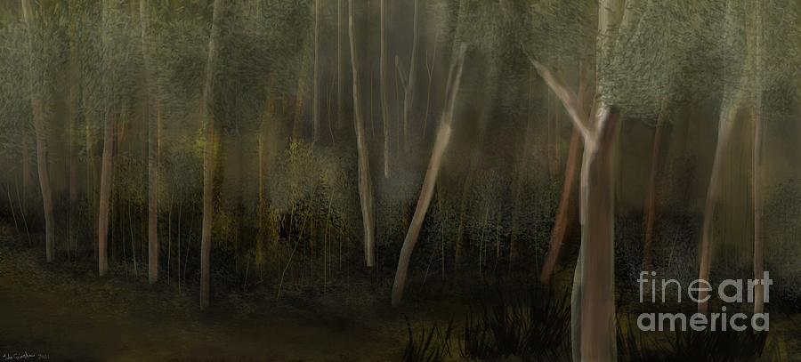 Nature Of The Land Digital Art