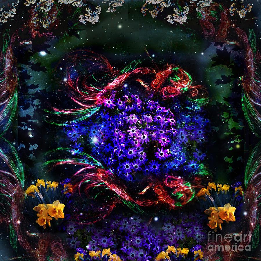 Natures Bounty Mixed Media