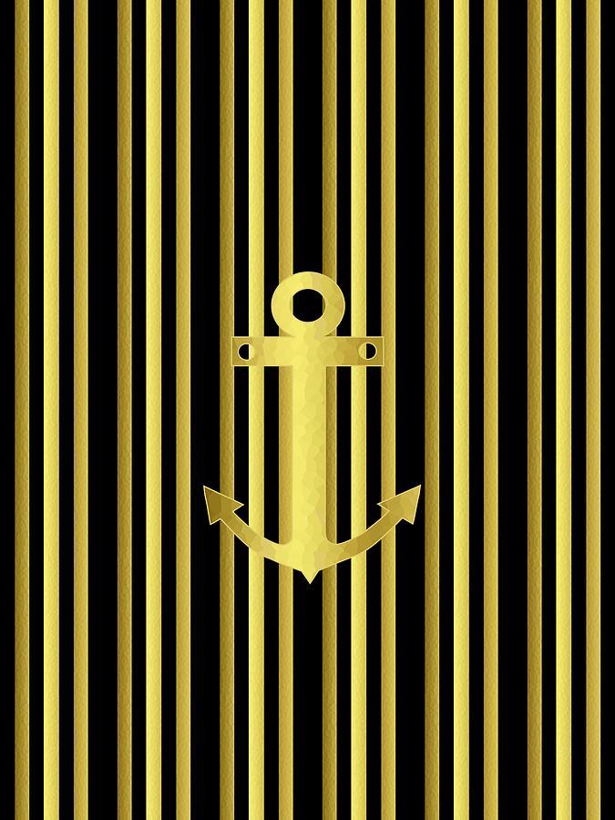 Nautical Gold by Kathleen Sartoris