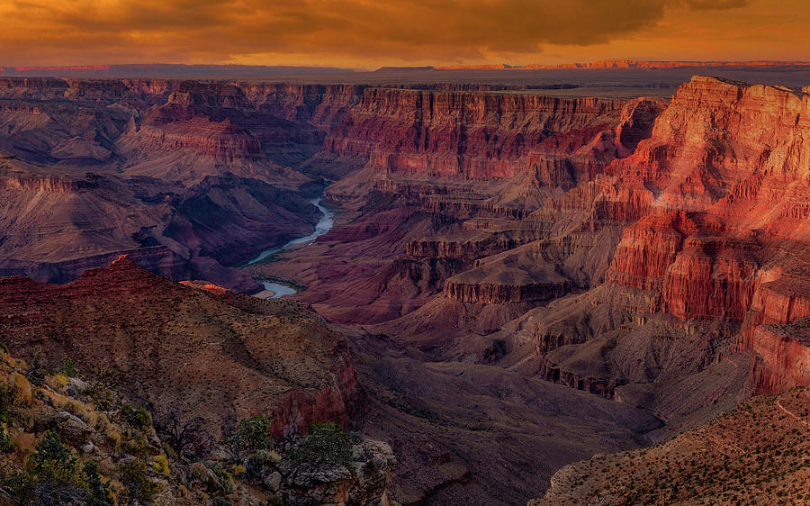 Navajo Point by Thomas Hall