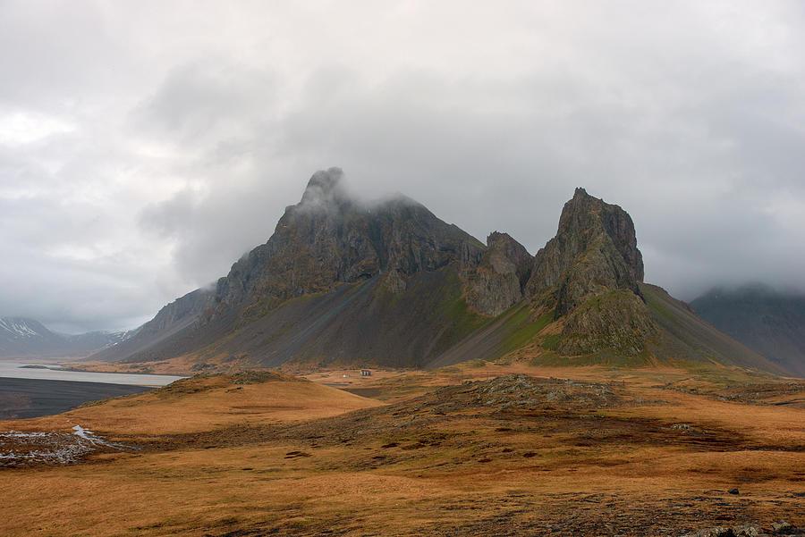 Near Mt. Eystrahorn, Iceland Photograph
