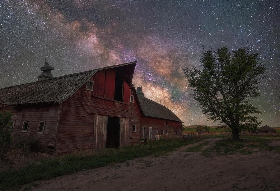 Nebraska Nights Photograph