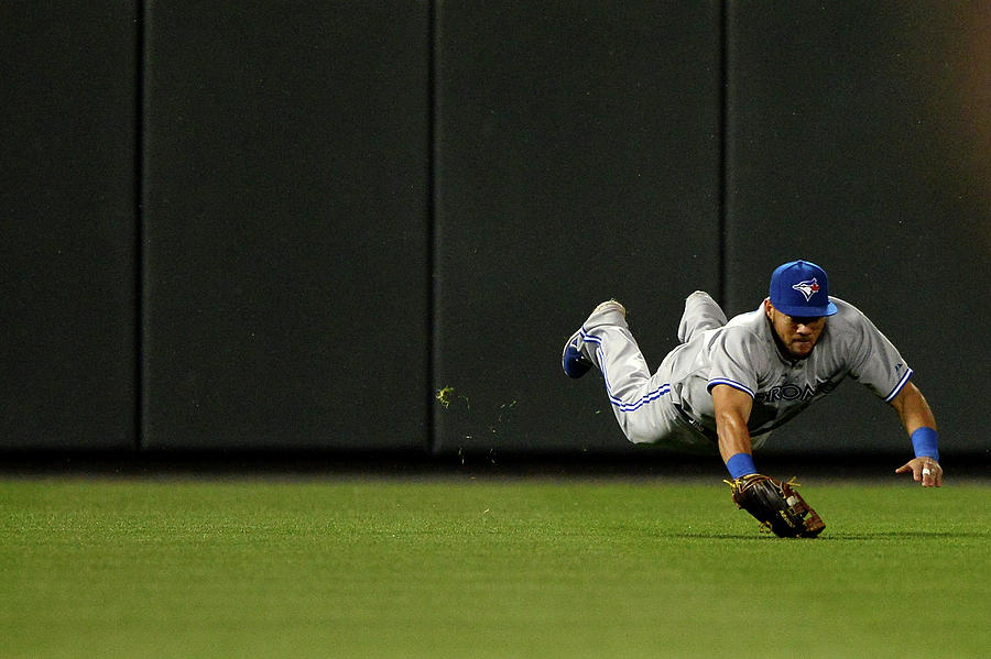 Nelson Cruz And Melky Cabrera Photograph by Patrick Smith